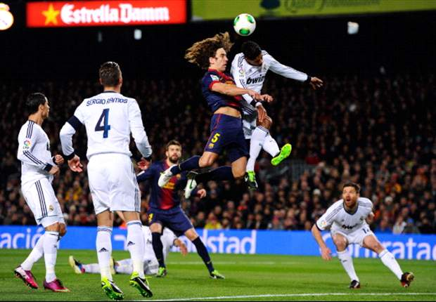 Puyol & Pique powerless to halt Barcelona blip