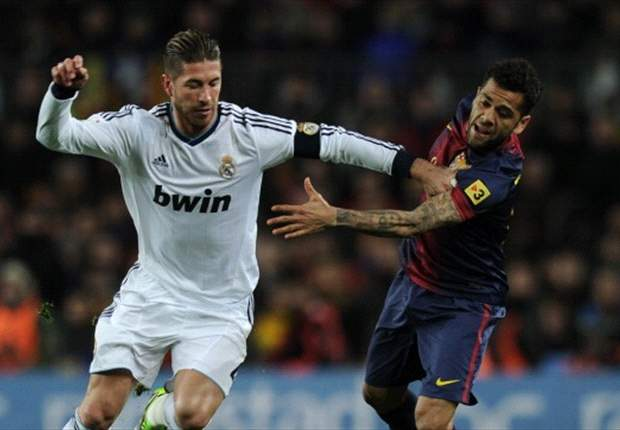 Sergio Ramos: Real Madrid need Busquets