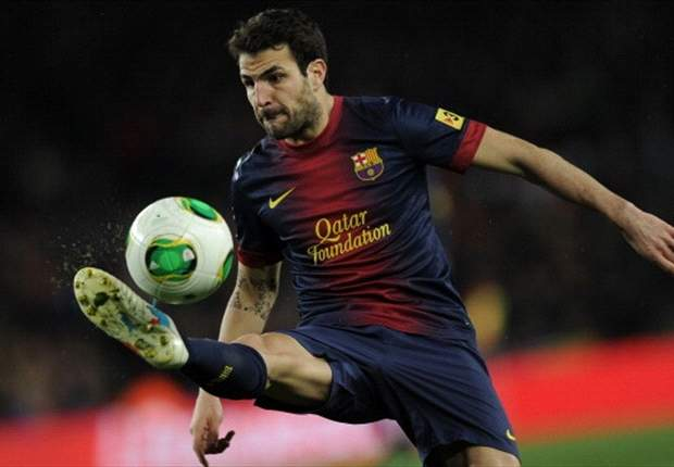 Fabregas: Barcelona will be ready for AC Milan clash