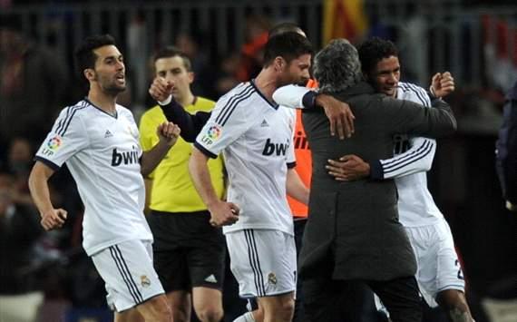 بارسلونا 1 - رئال مادرید 3 :  انتقام آقای خاص ؛رافائل واران - احترام بگذارید!