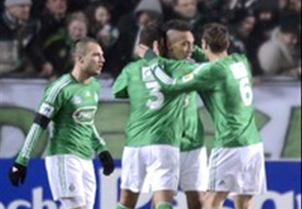 Coupe de France Results: Saint-Etienne eliminate Lille as Ligue 1 sides avoid giantkilling
