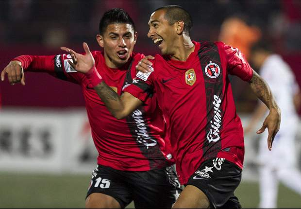 Club Tijuana 4-0 San Jose: Two Americans score in heavy Xolos win