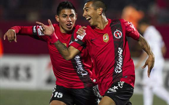Edgar Castillo, Joe Corona, Club Tijuana Xolos