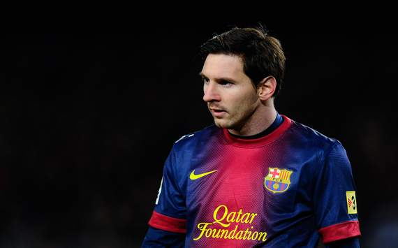 TEAM NEWS: Lionel Messi on bench for Barcelona for Deportivo clash