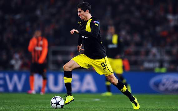 Borussia Dortmund confirm Lewandowski exit
