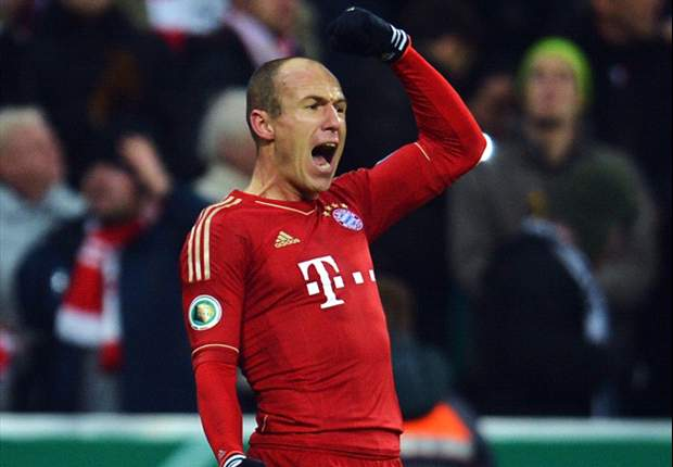 Robben: Bayern has not won anything yet