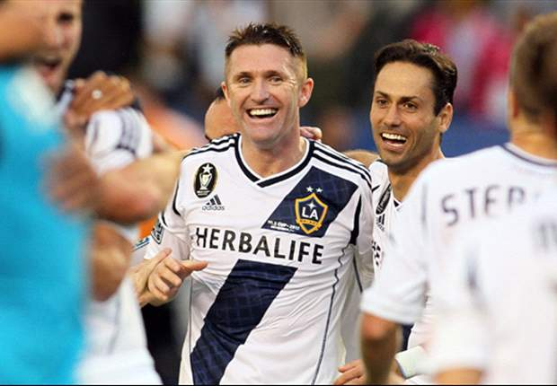 Robbie Keane named LA Galaxy captain