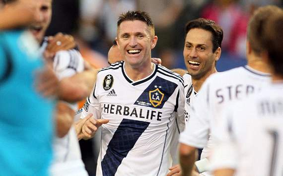 Robbie Keane - Los Angeles Galaxy