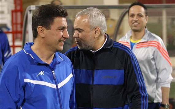 توضیح فتح الله زاده در مصاحبه با سایت گل :استعفا  را تکذیب نکرده بودم / وزیر ورزش تنها حامی ماست