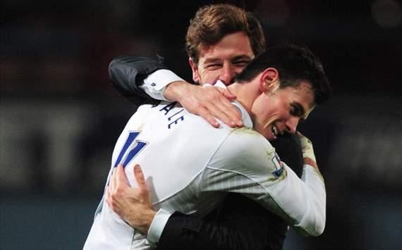 Spurs Empat Besar, Bale Bertahan