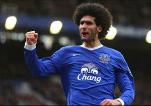 Fellaini believes Moyes fits the bill for Manchester United