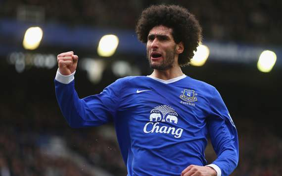 Everton don't need any more motivation, says Fellaini