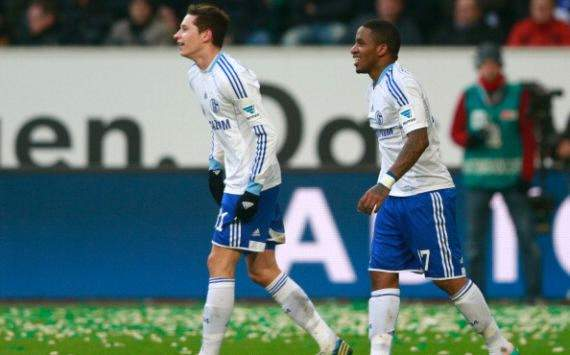 Bundesliga Team of the Week: Draxler included after Schalke heroics
