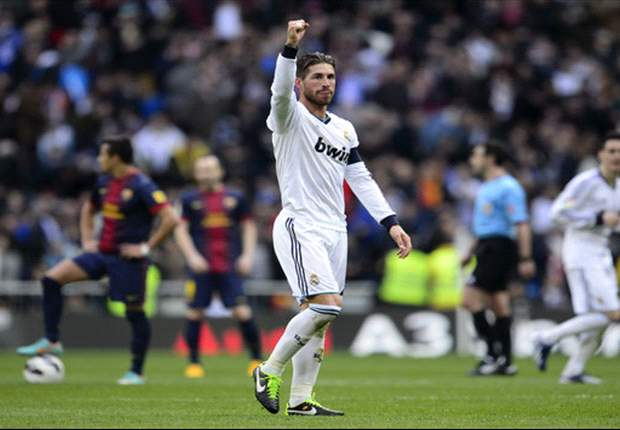 Real Madrid will continue to fight for Liga title, says Sergio Ramos