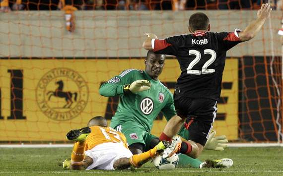 Chris Korb, Ricardo Clark, Bill Hamid: Houston Dynamo, D.C. United, MLS