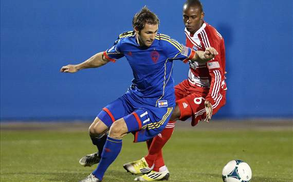 Jackson, FC Dallas; Brian Mullan, Colorado Rapids; MLS