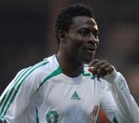 Obafemi Martins - Nigeria