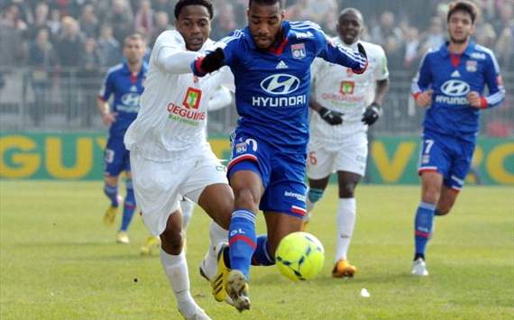 Ligue 1 - Brest vs Lyon