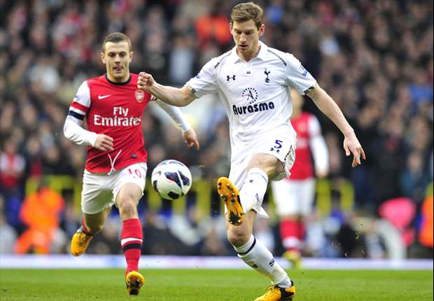 Tough games are why I love football, says Tottenham star Vertonghen