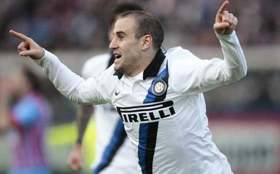 Palacio hails 'important' Inter win