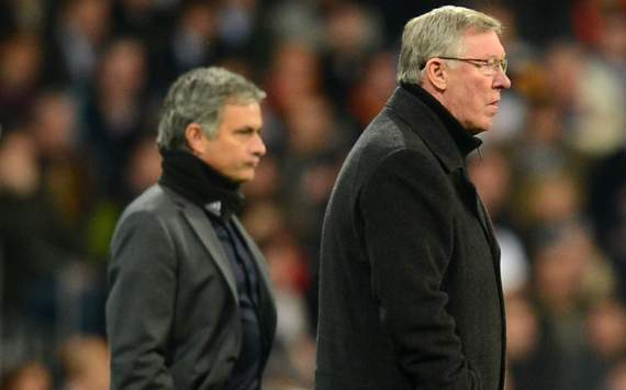 Only Mourinho can catch greatest-ever Fergie