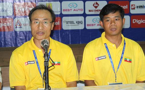 Our three strikers are injured ahead of the game against India – Myanmar coach Park Sung-Wha