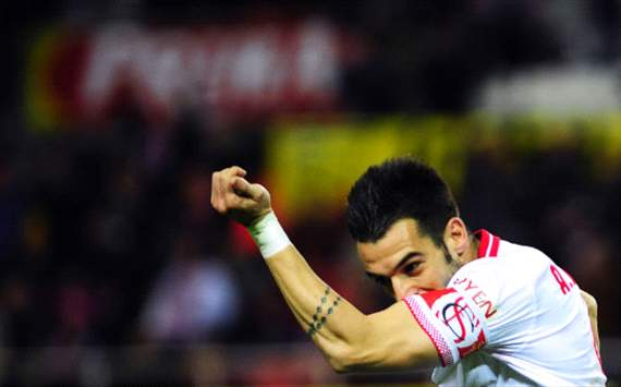 Negredo sentencia al Athletic (2-1)
