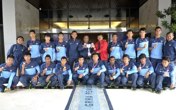 Indonesia Satu Grup Dengan Korea Selatan Di Kualifikasi Piala Asia U-19