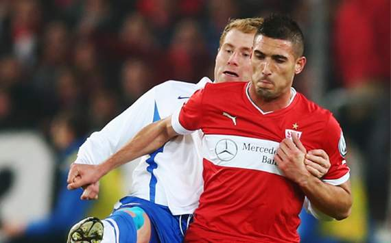 Macheda excited by 'special' Lazio game