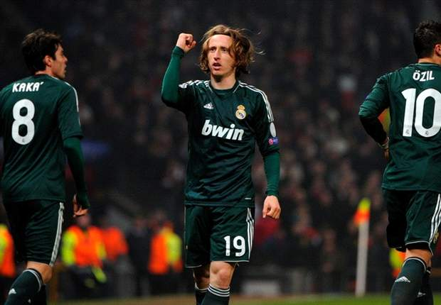 Suker: Modric can become a key player for Madrid