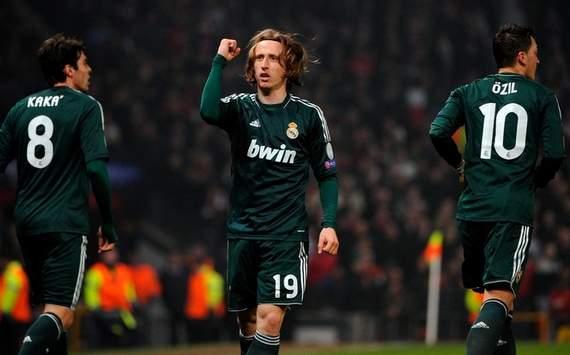 Luka Modric Tegaskan Bertahan Di Real Madrid