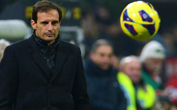 Allegri: AC Milan defying the odds in Serie A