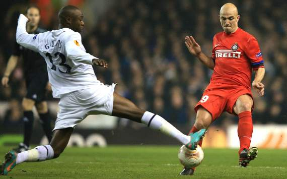 Spurs were far superior to Inter, admits Cambiasso