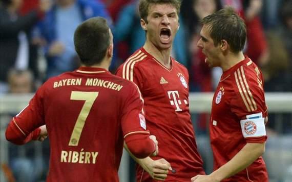 Thomas Muller: Mario  Gotze Adalah 'Bumbu Penyedap' Final Liga Champions