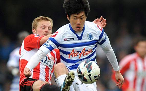 Koreans in Europe: Park to QPR's rescue