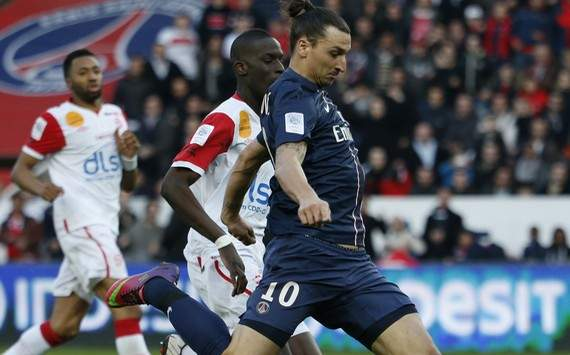 Ligue 1 : Zlatan Ibrahimovic (Paris SG vs AS Nancy)