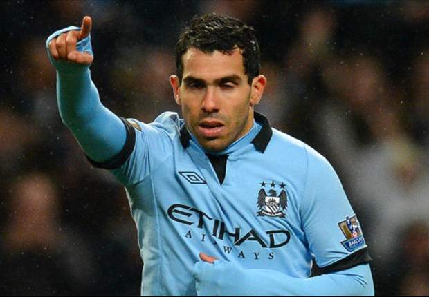 'Happy' Tevez set for Manchester City contract talks, reveals Marwood