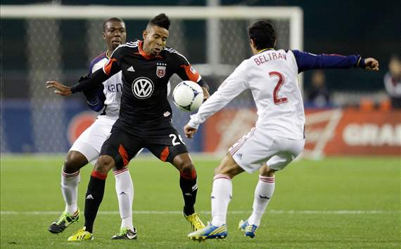 Lionard Pajoy, D.C. United; Tony Beltran, Real Salt Lake; MLS