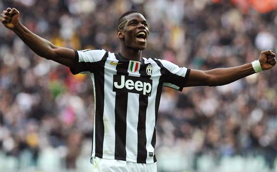 Pogba honoured by first France call-up