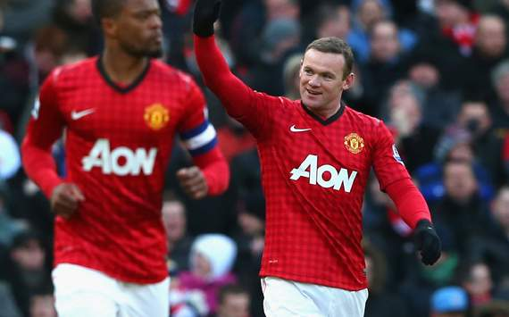 FA Cup - Manchester United v Chelsea, Wayne Rooney 