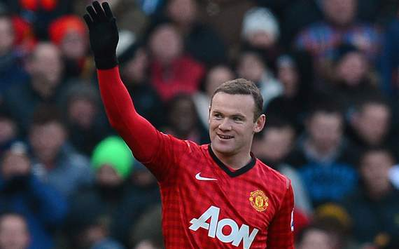 Rooney wants striker role at United