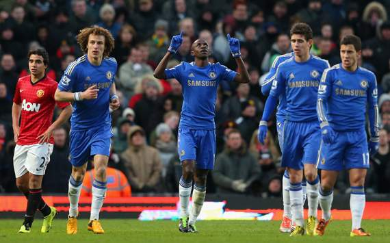 Ramires was vital to Chelsea's revival and highlighted United's need for an energetic midfielder