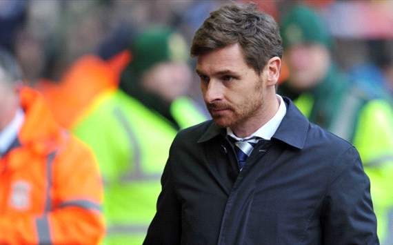 Tottenham manager Villas-Boas 'extremely disappointed' by McDermott sacking