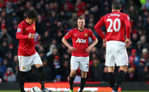 Shaken Manchester United must be stirred or risk another home straight collapse