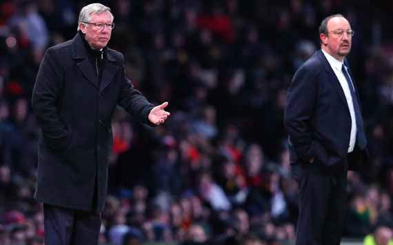 Sir Alex: We 'lacked composure' 