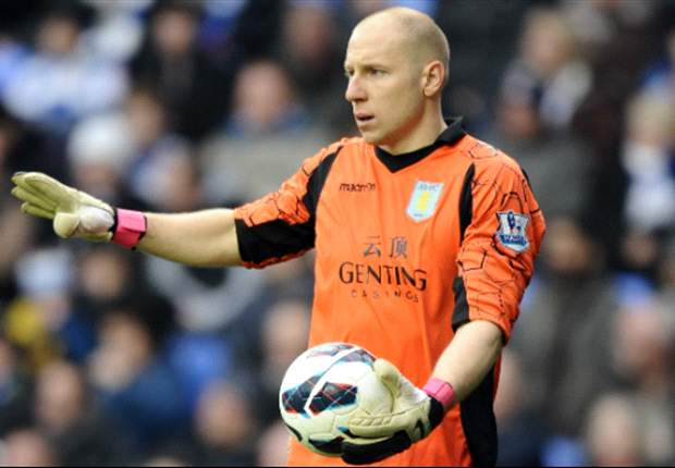 Guzan brushes off praise after Aston Villa victory over QPR
