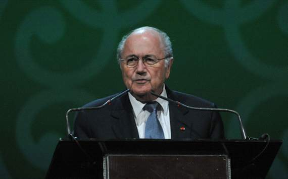 Blatter promises changes to World Cup hosting votes