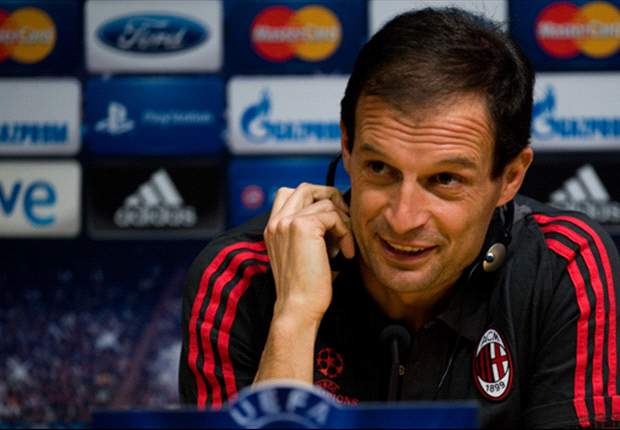 Allegri wants Milan improvement from first leg