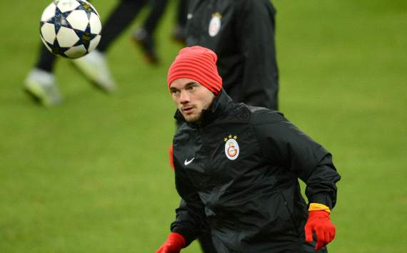 Sneijder expects 'difficult' Champions League draw