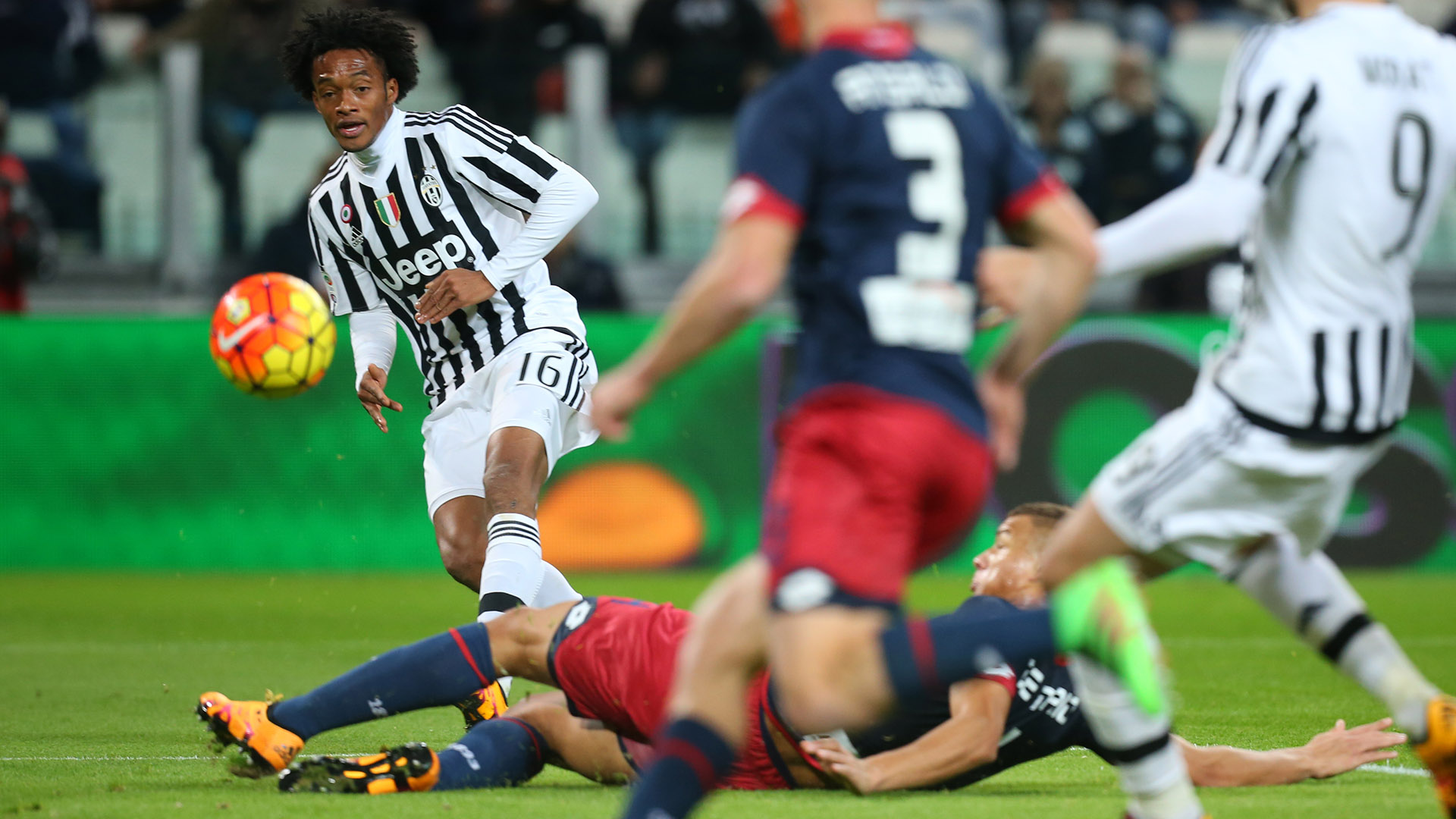 ไฮไลท์  Juventus 1 - 0 Genoa